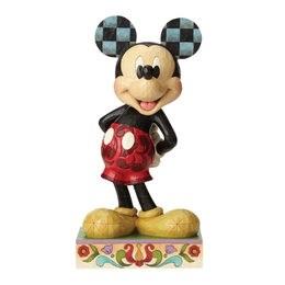 jim shore mickey mouse figur - Jim Shore - Mickey Mouse figurer