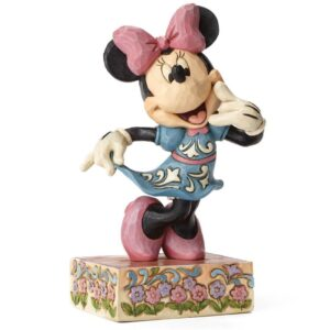 jim shore sweetheart minnie mouse figur 300x300 - Jim Shore - Minnie Mouse figurer