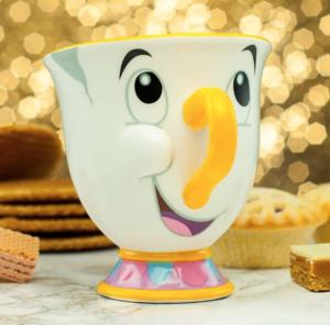 skønheden og udyret chip kop 300x296 - Disney Kopper - find din favorit