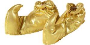 snabelsko guld 300x151 - Aladdin kostume til voksne