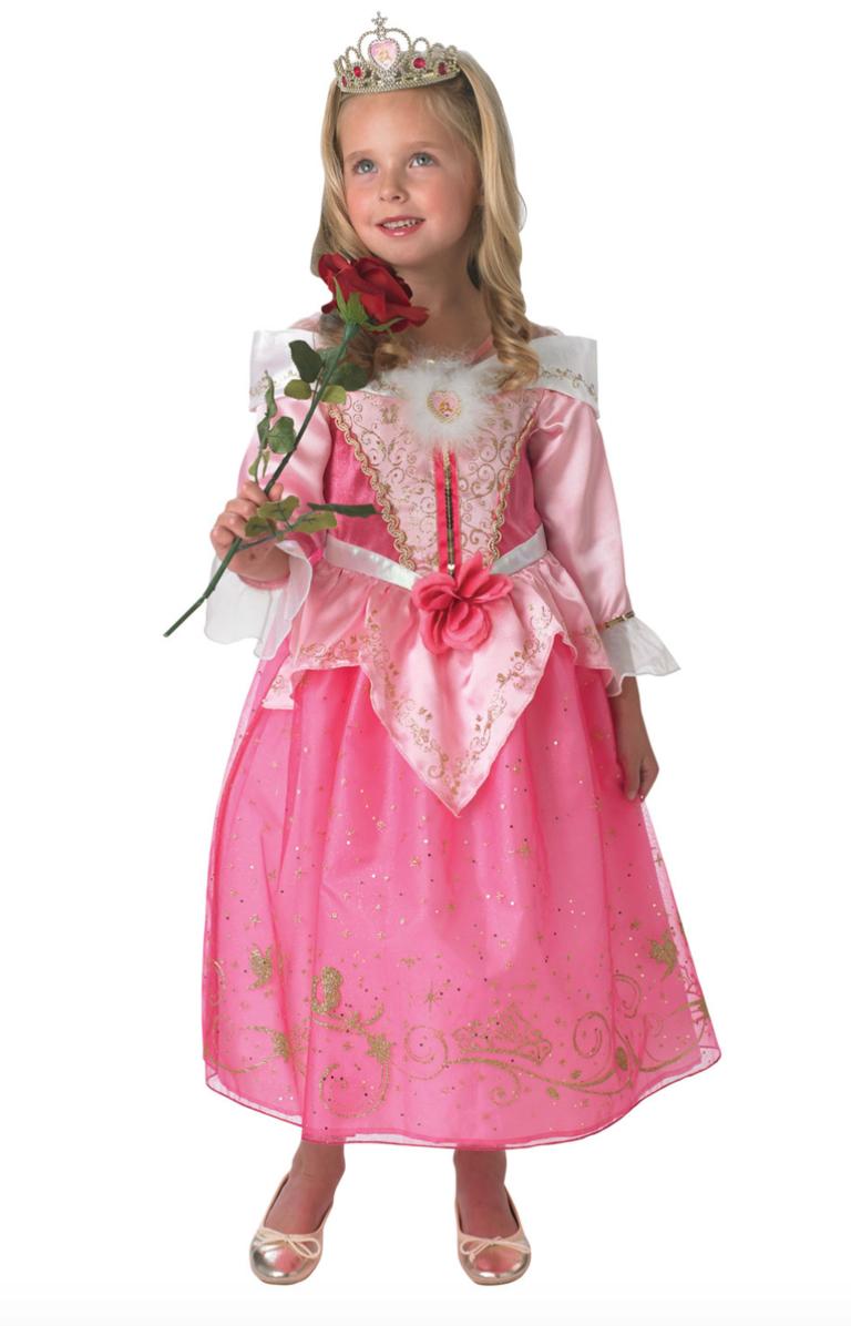 Tornerose kostume til børn - Tornerose kostume til børn