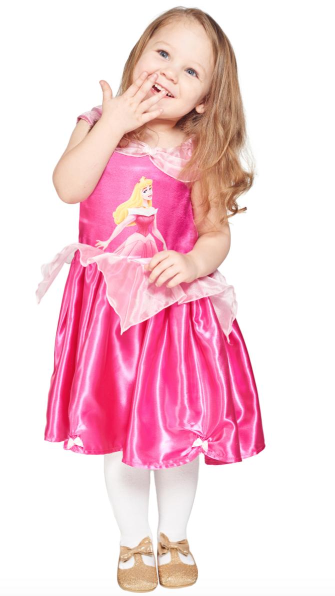 tornerose kostume - Tornerose kostume til børn