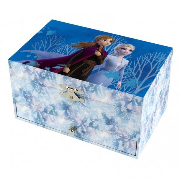 Frozen 2 smykkeskrin - Frost 2 smykkeskrin