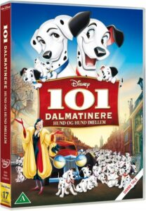 101 dalmatinere disney dvd disney klassiker 17 208x300 - Disney klassikere liste
