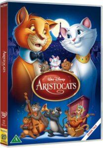 Aristocats dvd disney klassiker 20 208x300 - Disney klassikere liste
