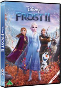 Frost 2 frozen 2 dvd disney klassiker 57 208x300 - Disney klassikere liste