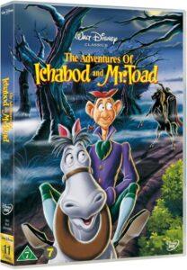 Hr. Tudse og Søvnigdalens Legende dvd 208x300 - Disney klassikere liste