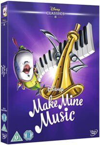 Make Mine Music dvd 207x300 - Disney klassikere liste