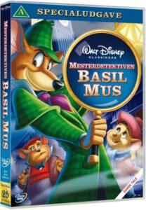 Mesterdetektiven Basil Mus dvd disney klassiker 26 208x300 - Disney klassikere liste