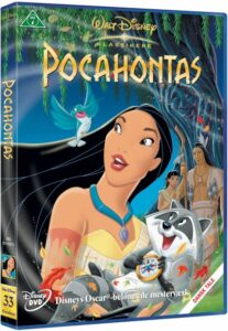Pocahontas disney klassiker 33 207x300 - Disney klassikere liste