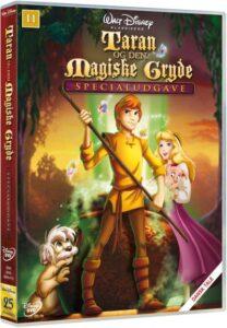 Taran og den magiske gryde dvd disney klassiker 25 208x300 - Disney klassikere liste