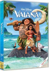 Vaiana moana dvd disney klassiker 208x300 - Disney klassikere liste