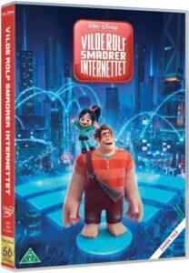 Vilde Rolf smadrer internettet dvd disney klassiker 208x300 - Disney klassikere liste
