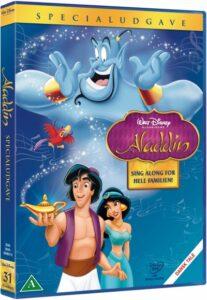 aladdin dvd disney klassiker 207x300 - Disney klassikere liste