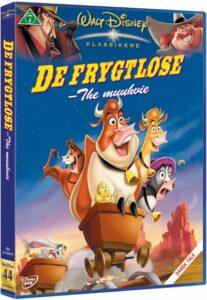 de frygtloese the muuhvie disney 2963 207x300 - Disney klassikere liste