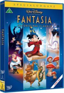 disney fantasia dvd 207x300 - Disney klassikere liste