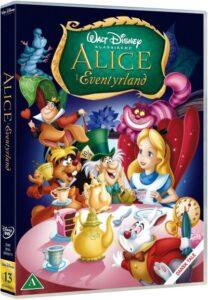 disney klassiker 13 alice i eventyrland 208x300 - Disney klassikere liste