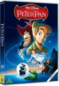 disney klassiker 14 peter pan dvd 208x300 - Disney klassikere liste