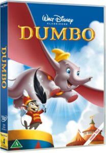 dumbo dvd disney klassikere 208x300 - Disney klassikere liste