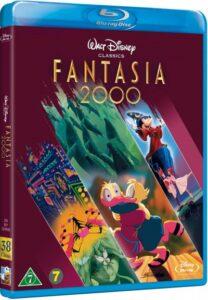 fantasia blu ray disney klassikere 208x300 - Disney klassikere liste