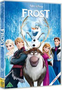 frost dvd disney klassiker 208x300 - Disney klassikere liste