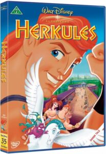 herkules disney klassiker  207x300 - Disney klassikere liste