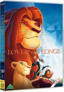 løvernes konge disney klassikere 208x300 - Disney klassikere liste