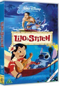 lilo og stitch dvd disney klassikere liste 207x300 - Disney klassikere liste