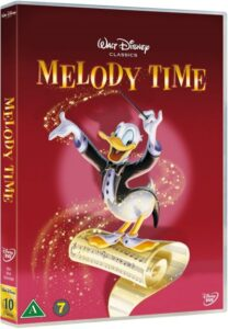 melody time disney dvd 208x300 - Disney klassikere liste