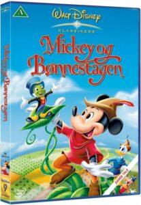 mickey og boennestagen disney dvd 207x300 - Disney klassikere liste