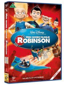 min skøre familie robinson 225x300 - Disney klassikere liste