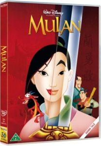 mulan dvd disney klassiker 208x300 - Disney klassikere liste
