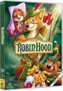 robin hood disney klassiker 21 208x300 - Disney klassikere liste