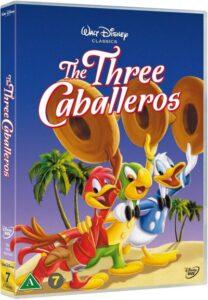 the 3 caballeros dvd 208x300 - Disney klassikere liste
