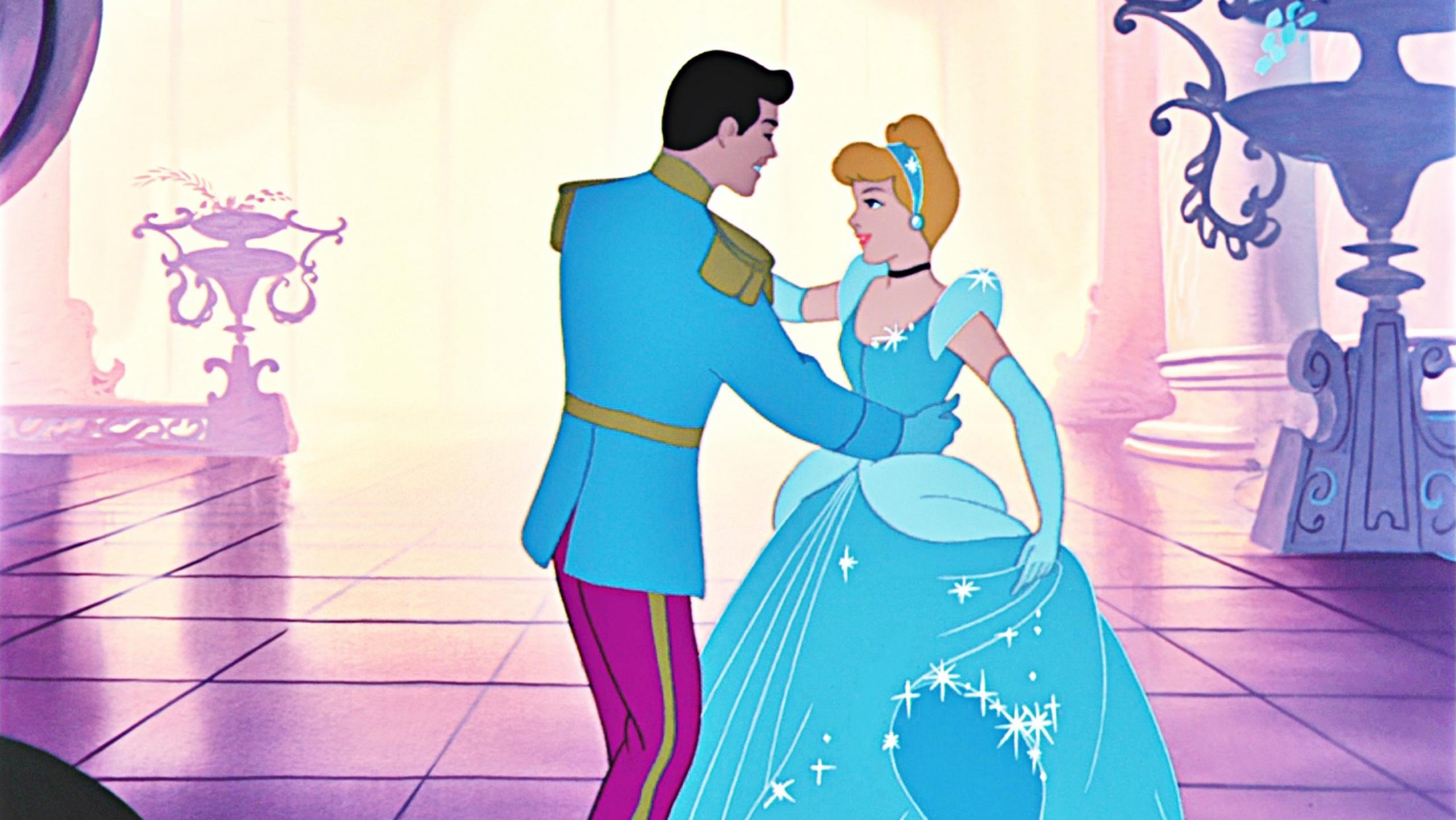 6977933 askepot i cinemateket 1 - Askepot Dvd - en Disney klassiker