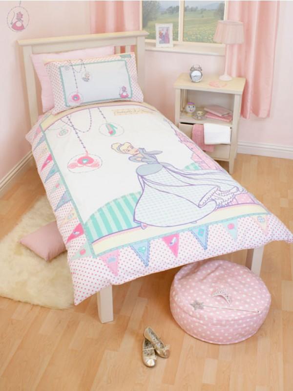 Disney Askepot sengetøj - Disney prinsesser sengetøj