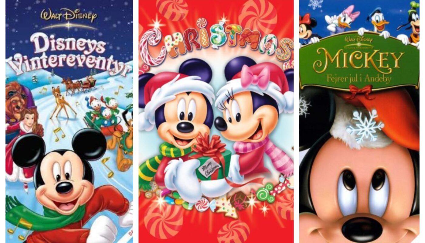 Disney julefilm, disney juleeventer, disney jule-dvd, disney jul, disney julegaver, disney julehistorier