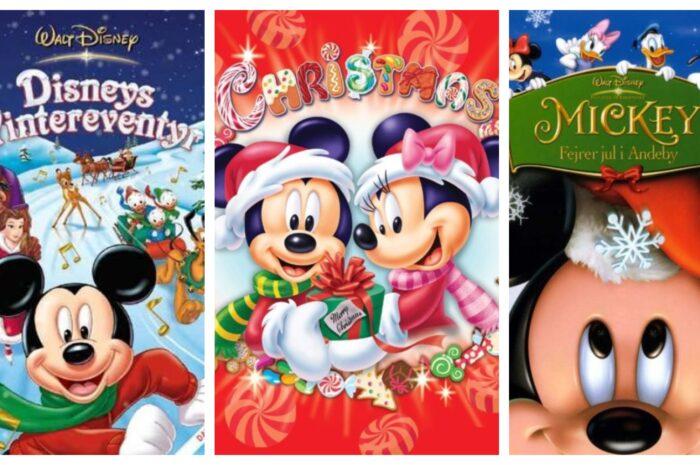 Disney julefilm