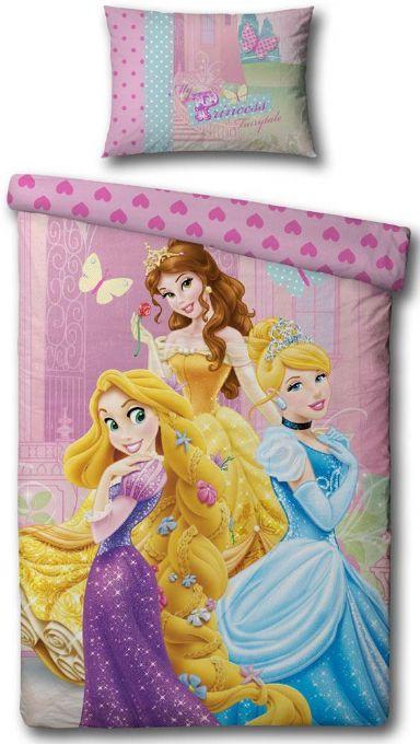 Disney prinsesse sengetøj - Disney prinsesser sengetøj