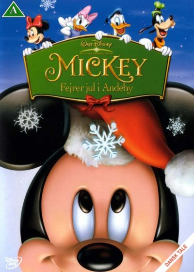 Mickey Mouse fejrer jul i andeby - Disney julefilm