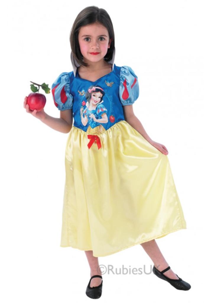 25a2427b5d35 Snehvide udklædning til børn - Alletiders dag