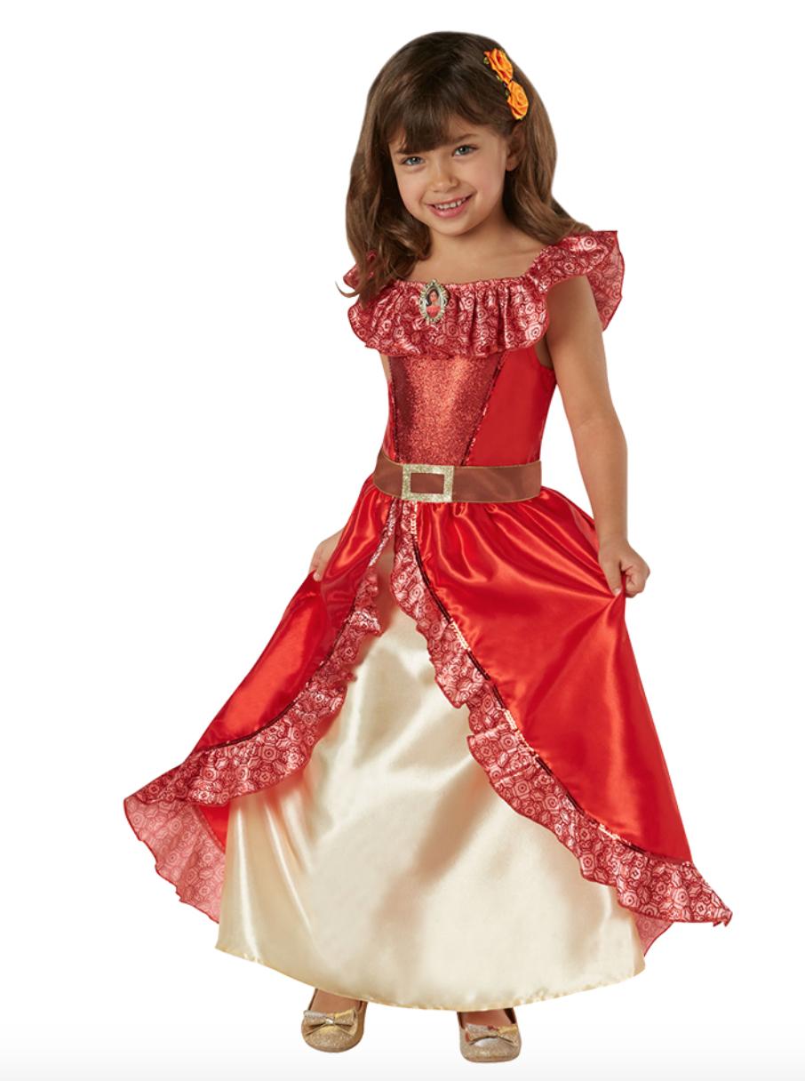 Skærmbillede 2018 12 10 kl. 19.09.03 - Disney prinsesse kostume til børn