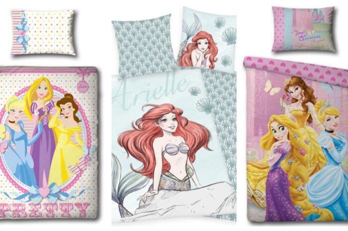 Disney prinsesser sengetøj