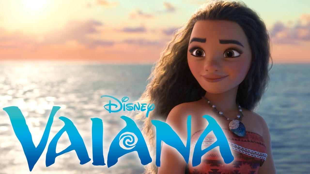 Kommende Disney-film: Vaiana