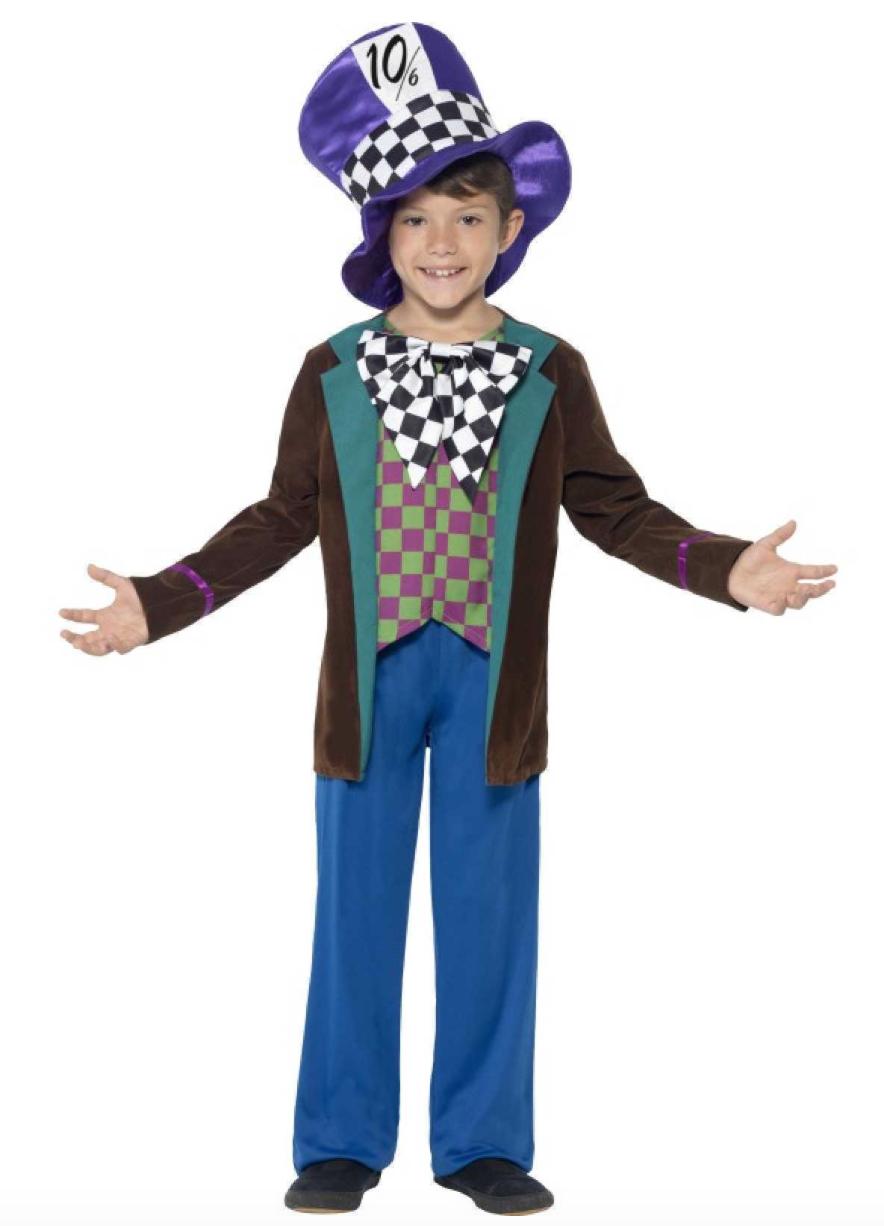 Skærmbillede 2019 05 07 kl. 13.41.52 - Alice i Eventyrland kostume til børn
