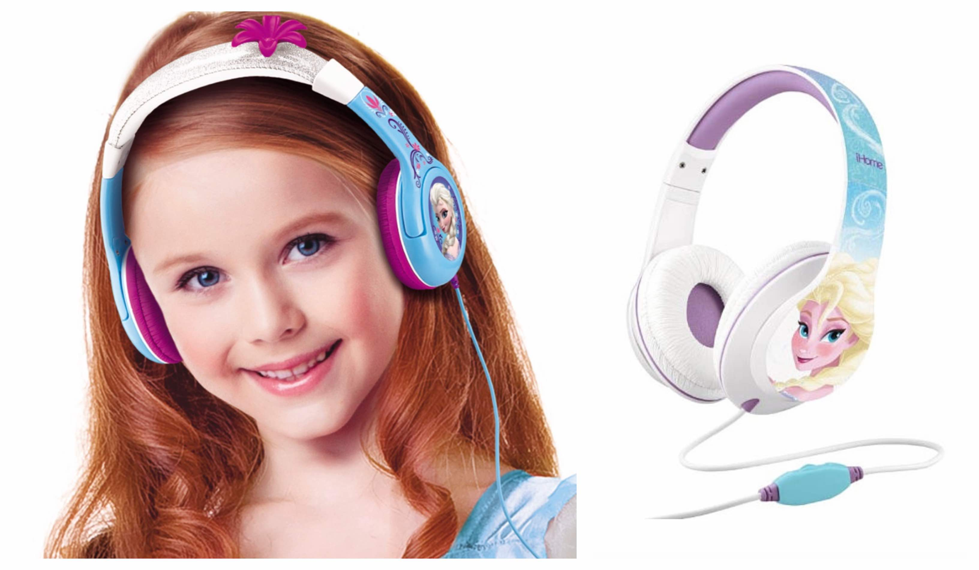 frost høretelefoner, elsa høretelefoner, anna høretelefoner, frost hovedtelefoner, frost headset, elsa headset, anna headset, frost høretelefoner til børn