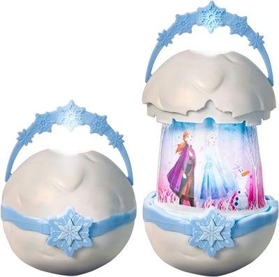 Disney Frozen GoGlow Pop Natlampe - Frost natlampe til frost prinsessen