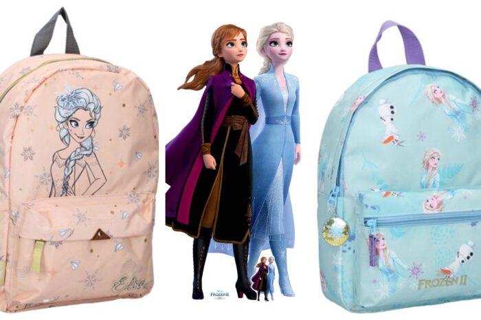 Frost rygsæk – tag Frostfigurerne med på tur