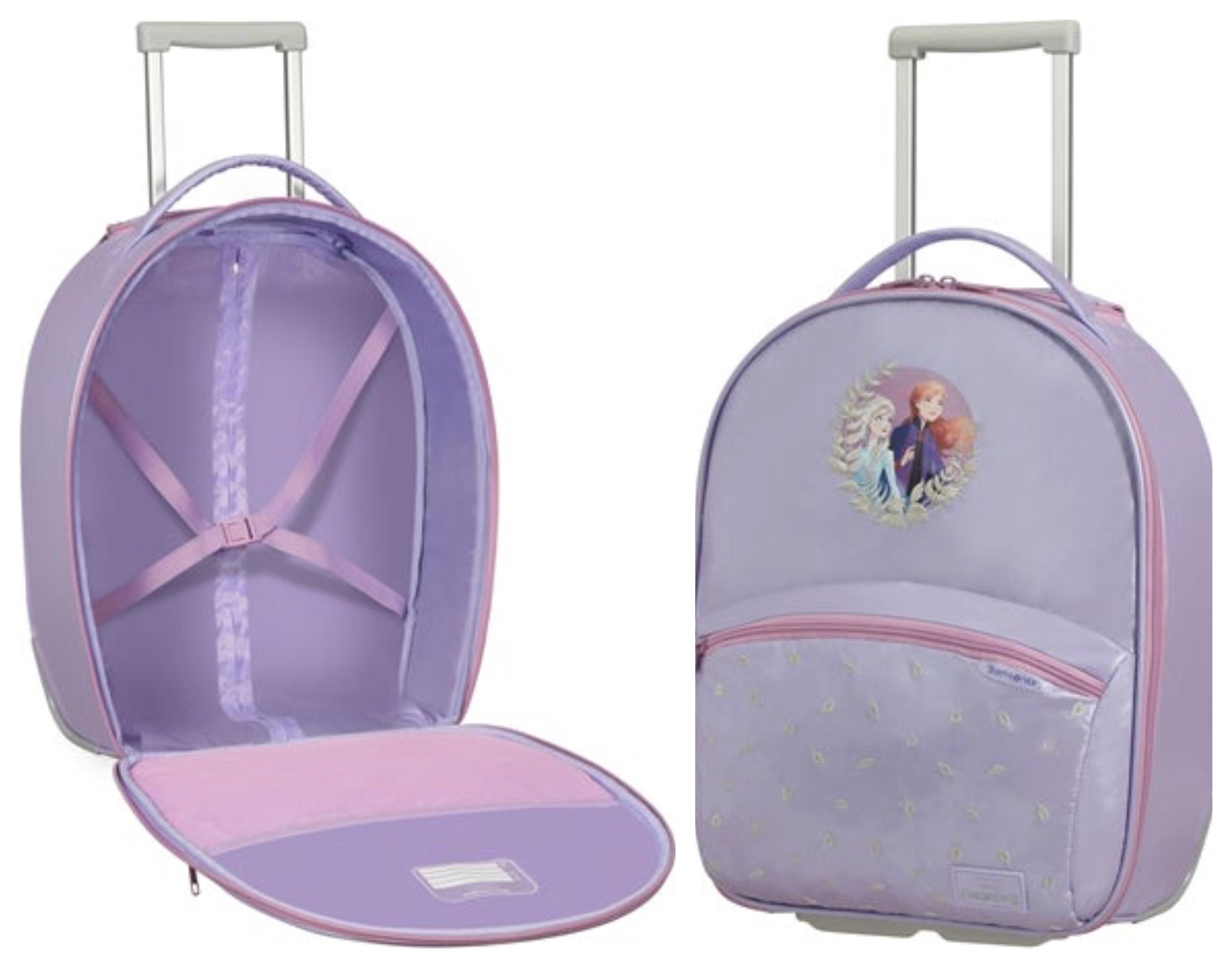 Disney Frozen 2 børnekuffert - Frost kuffert - tag Anna og Elsa med på rejsen