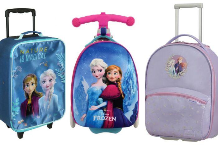 Frost kuffert – tag Anna og Elsa med på rejsen